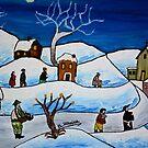 Christmas night by Loredana Messina