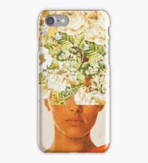 SuperFlowerHead iPhone Case/Skin