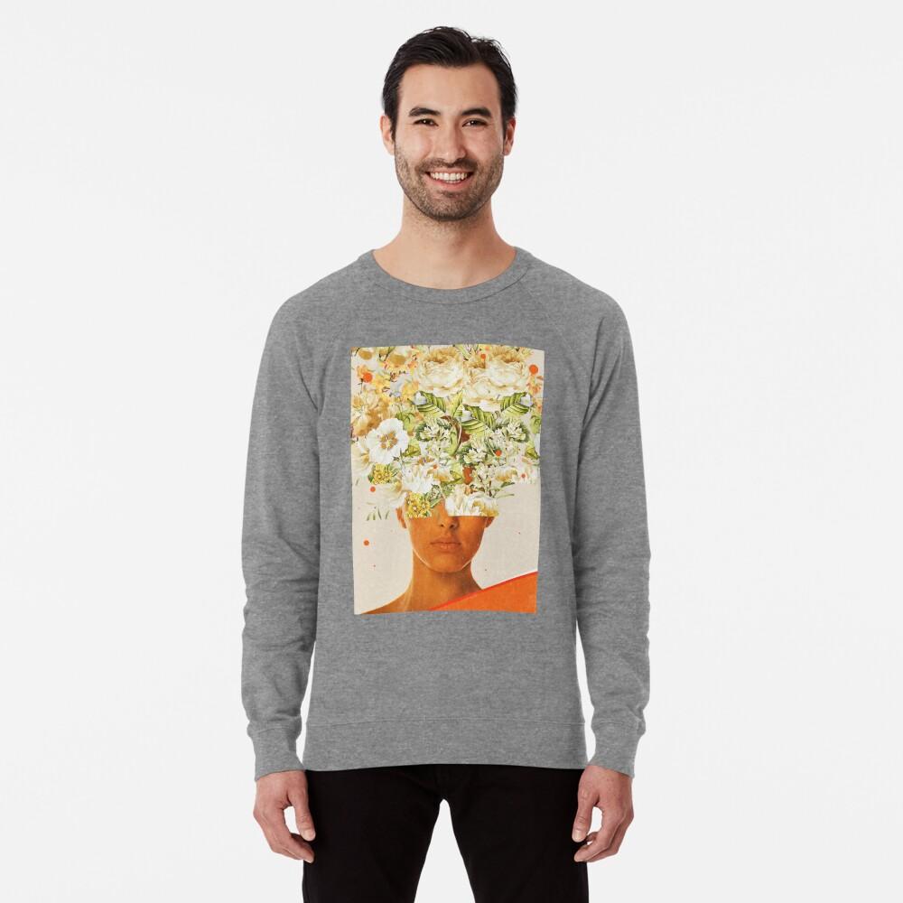 SuperFlowerHead Lightweight Sweatshirt