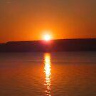 Reflecting on a Sunrise by Rosemary Sobiera
