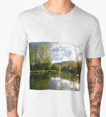Down by the River Men's Premium T-Shirt