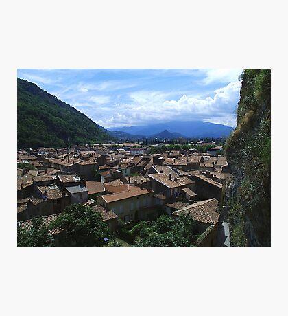 Foix Photographic Print