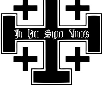 Black Cross alt by five5six