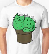 Pet The Catcus Unisex T-Shirt