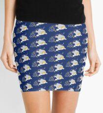 Space Cat Mini Skirt