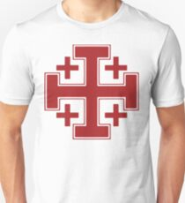Red Cross II Unisex T-Shirt