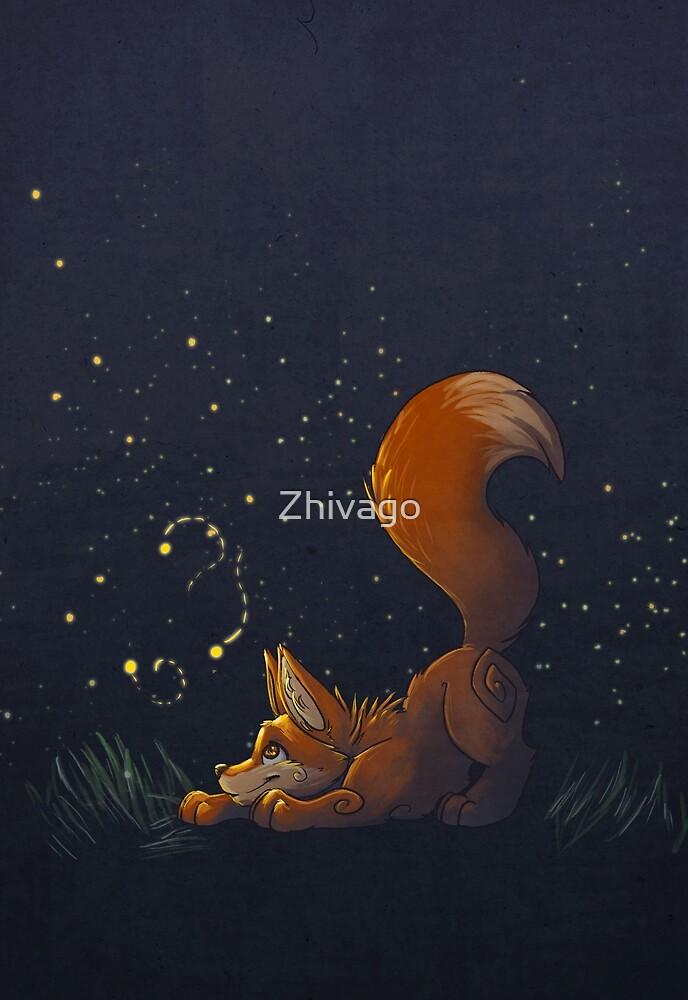 Firefly Fox - Orange by Zhivago