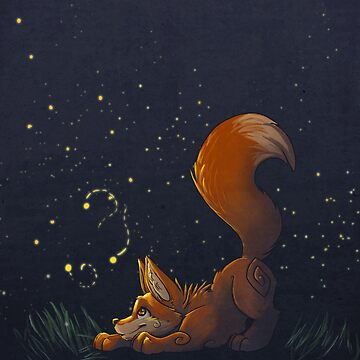 Firefly Fox - Orange by Zhivago