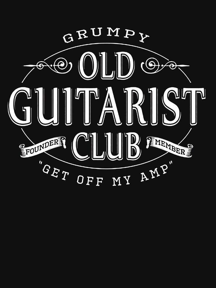 Grumpy Old Guitarist Club - Music by Fantasticguitar
