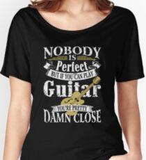 GUITAR - GUITARIST SHIRT Women's Relaxed Fit T-Shirt
