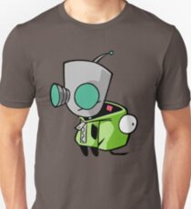 Gir Wearing Dog Suit ( Without Mask ) Unisex T-Shirt