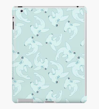 Shark Pattern iPad Case/Skin