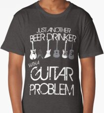 Guitar Problem Long T-Shirt