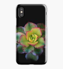 Succulent Flower iPhone Case/Skin