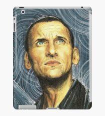 doctor who 9th iPad Case/Skin