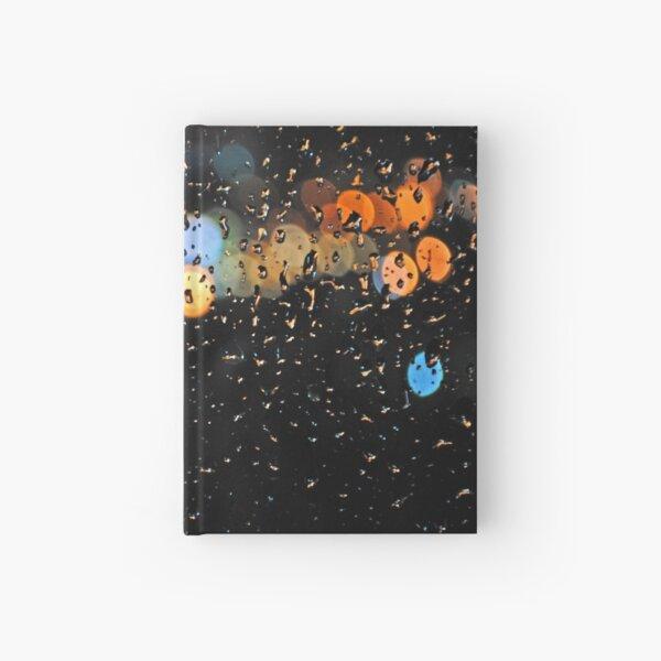 Drops of light Hardcover Journal
