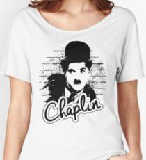 Chaplin Women's Relaxed Fit T-Shirt