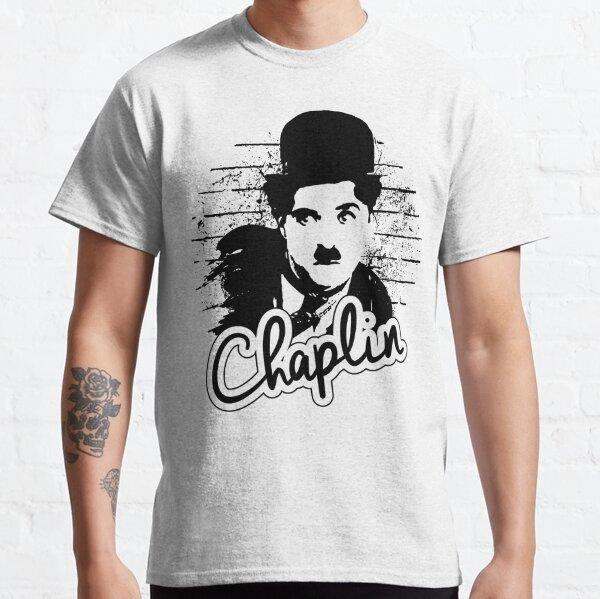 Chaplin Camiseta clásica