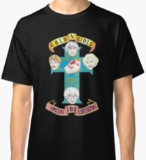 "Gold N Girls ""Appetite for Cheesecake"" Shirt Classic T-Shirt"