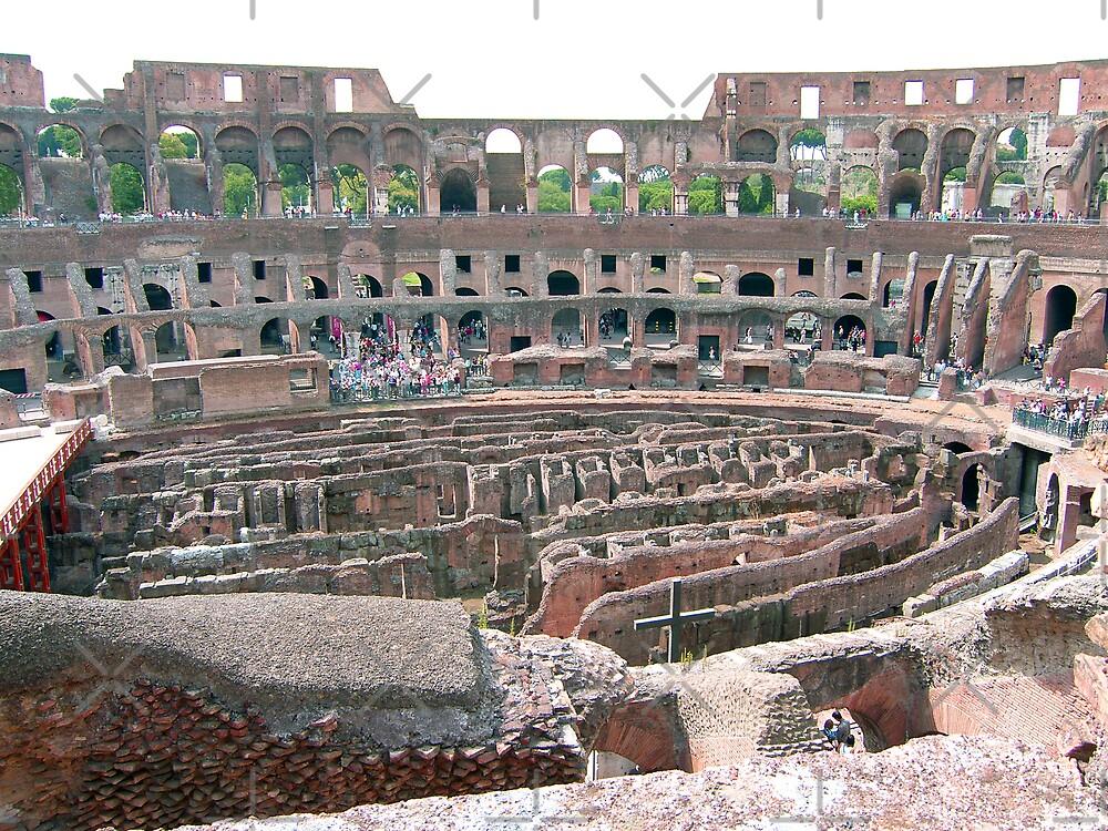 Colosseum VI by Tom Gomez