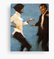 Bluenight Canvas Print