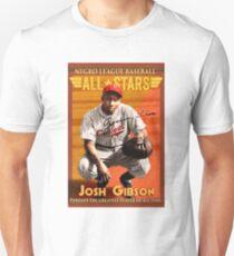 Josh Gibson All-Star Baseball Card Unisex T-Shirt