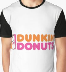 Dunkin Donuts Graphic T-Shirt