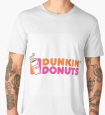 Dunkin Donuts Men's Premium T-Shirt