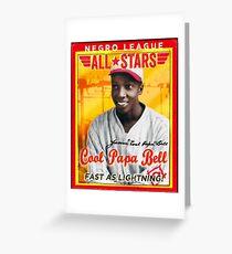 Cool Papa Bell Greeting Card