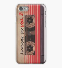 Awesome Mix vol.2 iPhone Case/Skin