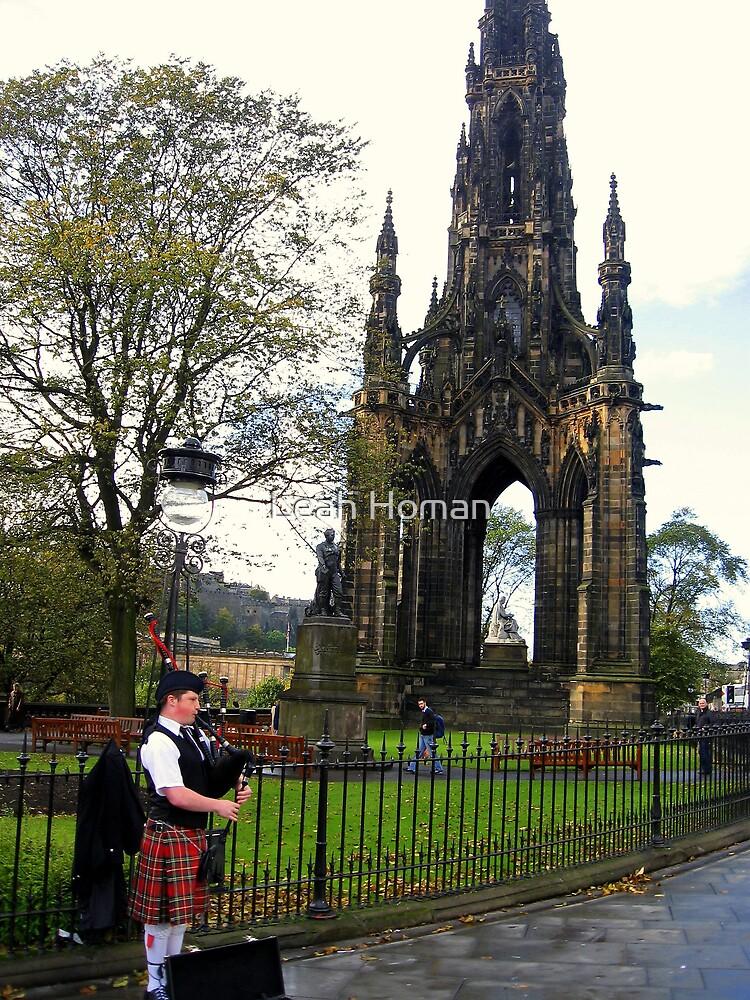 Scotland by Leah Homan