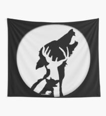 Moony,Wormtail,padfoot,&prongs Wall Tapestry