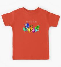 I'm With Them - Animal Rights - Vegan Kids Clothes