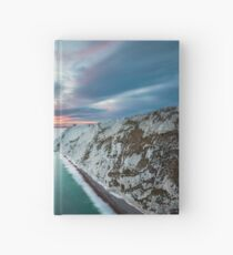 The Needles Sunset Hardcover Journal