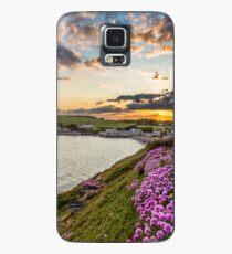 Freshwater Bay Sea Thrift Sunset Case/Skin for Samsung Galaxy