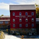 Bridgeton Mill by Marie Sharp