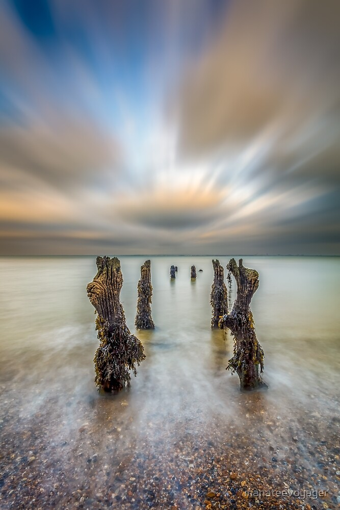 Ryde House Jetty LE by manateevoyager