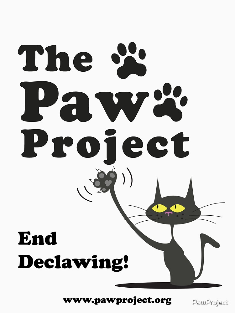 See My Claws! - The Paw Project | Unisex T-Shirt