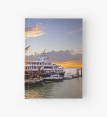 Alice and Leander Hardcover Journal
