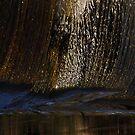 Waterfallstract. I by Bluesrose