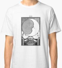 Moon Tarot Card - Occult Witch Tarot Classic T-Shirt