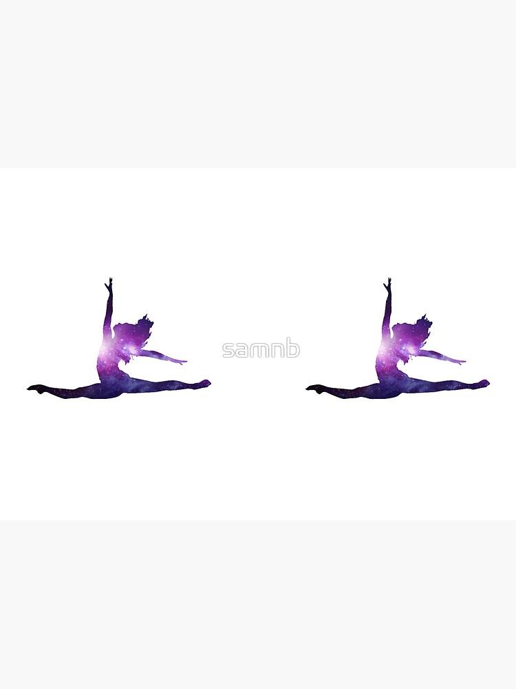 Bailarín de samnb