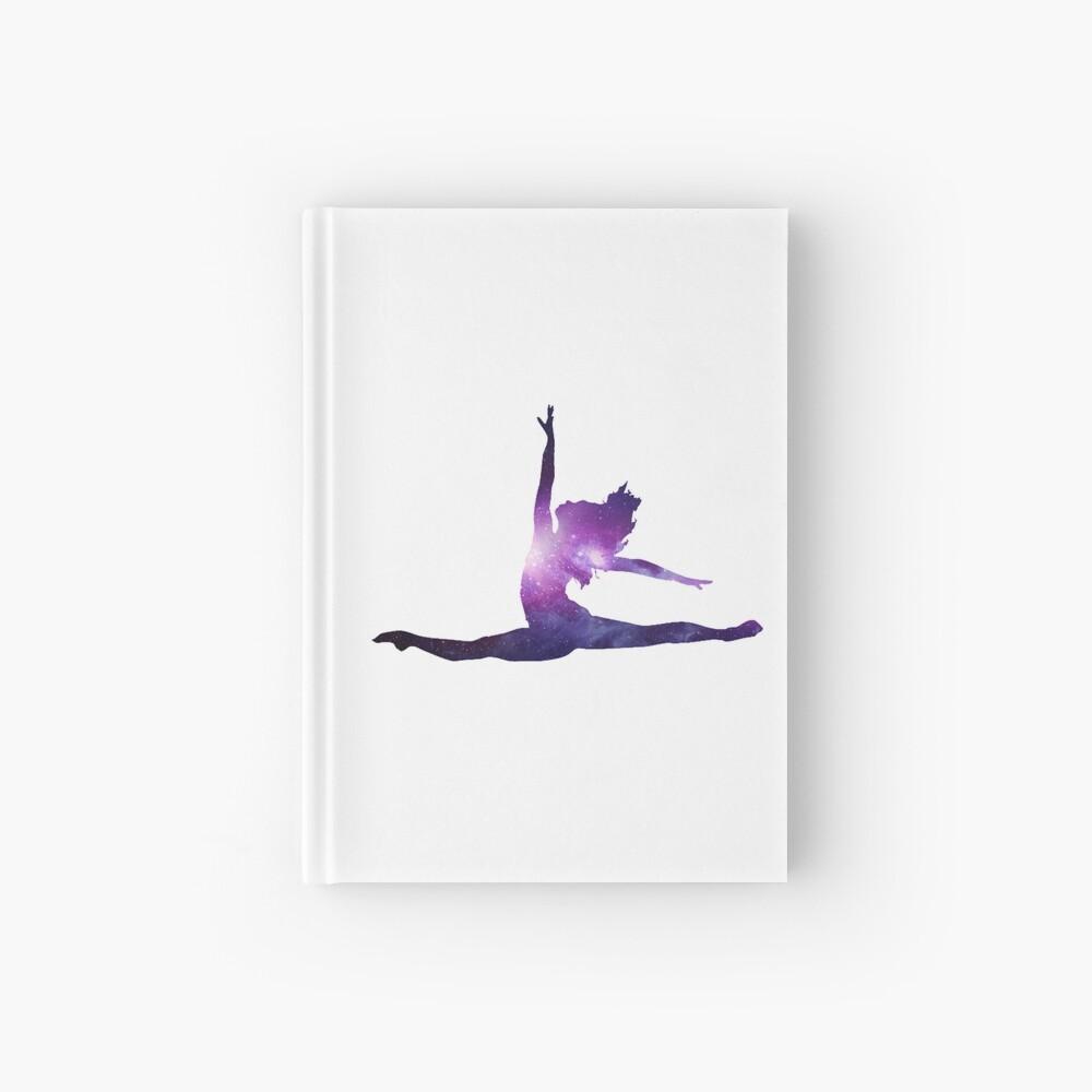 Bailarín Cuaderno de tapa dura