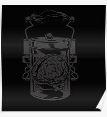 Brain in a jar Poster