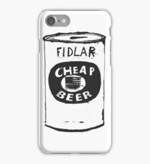 i want to drink cheap beer iPhone Case/Skin