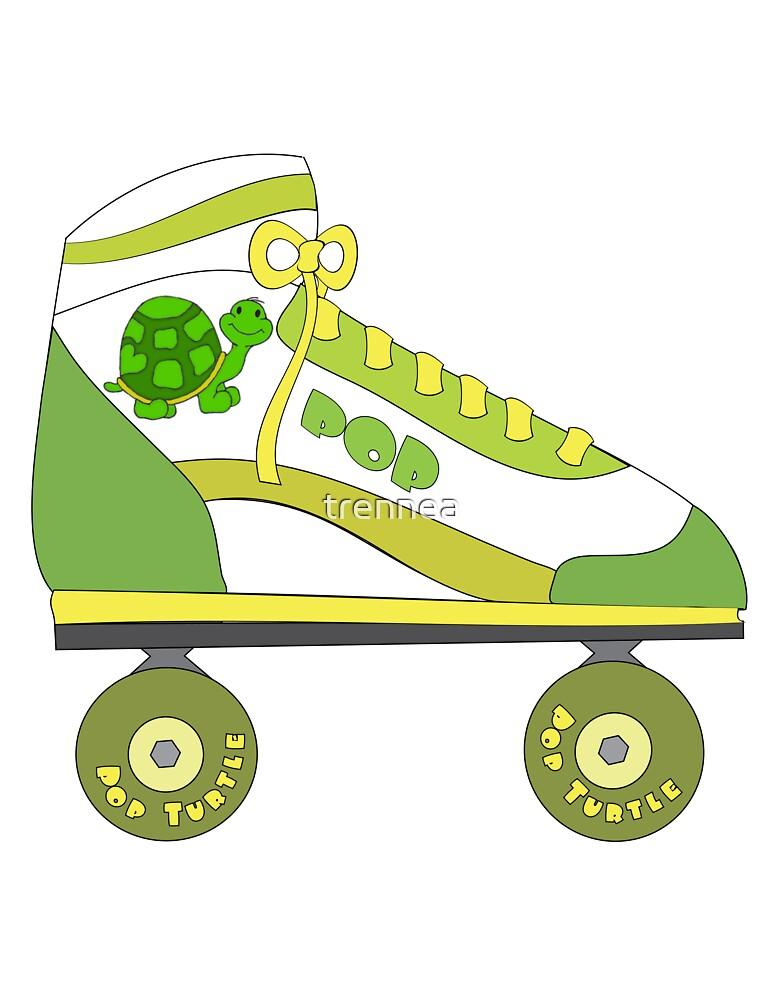 Pop Turtle Skate by trennea