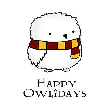 Happy Owlidays by staceyroman