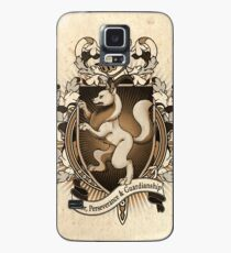 Wolf Coat Of Arms Heraldry Case/Skin for Samsung Galaxy
