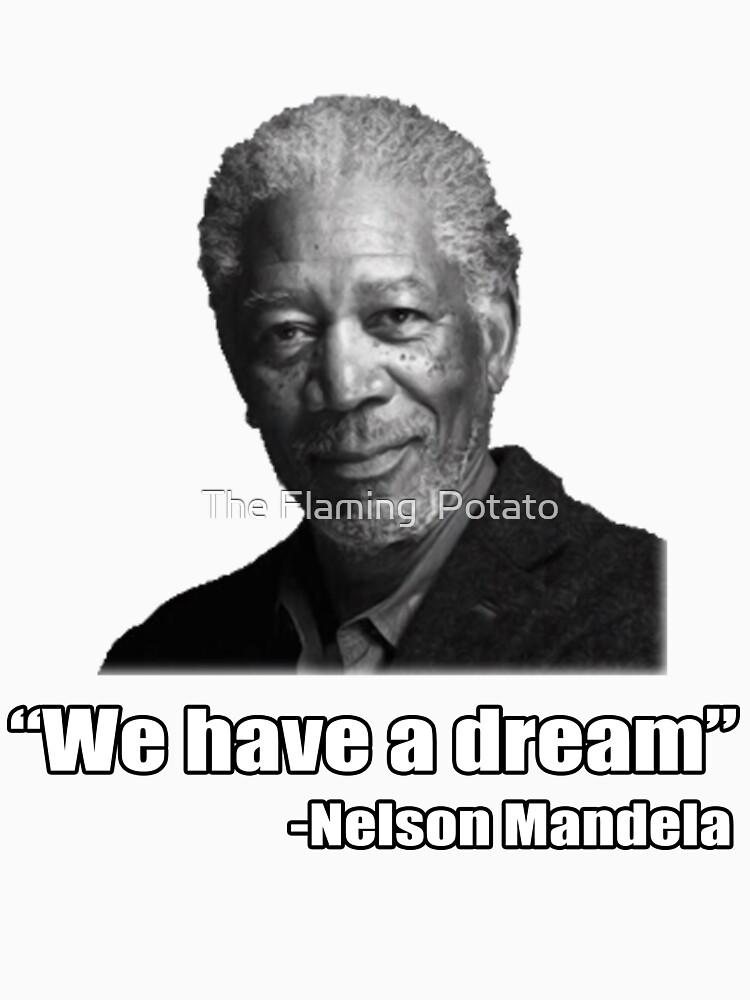 Troll Quotes - Morgan Mandela | Unisex T-Shirt