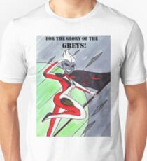 For The Glory of the Greys Unisex T-Shirt